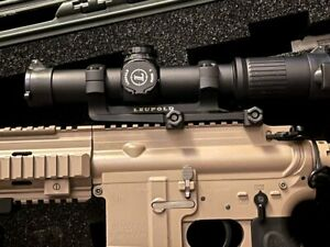 Leupold Mark 6 1-6x20mm 5.56 (Illuminated) Reticle Rifle Scope