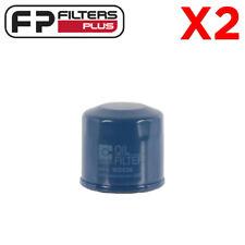 2 x WZ436 Wesfil oil Filter - Ford, Honda, Kia, Mazda, Mitsubishi, Nissan - Z436