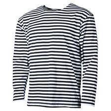Summerware Quality Top Sailor Ladies Ex-M/&S Navy Stripe Short Sleeve T-Shirt
