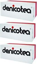 Denicotea Filter Kurz 3 x 50 Stück Zigaretten-Spitzen Pfeife Zigarette Spitze