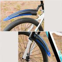Road Bike Fender Saddle Mudguard Removable Parts Accessories Fender Rear HO M6I7