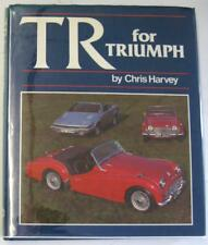 THE TRIUMPH TRS A COLLECTOR'S GUIDE ( SECOND EDITION ) Graham Robson Car Book