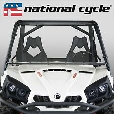 National Cycle Full Clear Windshield Can-Am Commander 1000x 800R 2011-2015