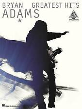 NEW Bryan Adams - Greatest Hits (Guitar Recorded Versions) by Bryan Adams