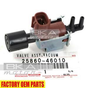 Genuine Toyota Lexus LX470 Vacuum Switching Valve Assy No 2 OEM 25860-46010