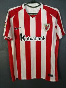 Aclarar Melancolía bibliotecario  Preços baixos em Nike Athletic Bilbao International Club fã de Futebol  Roupas e Souvenirs | eBay
