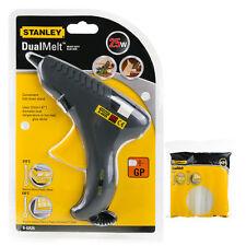 Stanley Dual Melt Hot Glue Gun With 24 Glue Sticks 0-GR25 230V Heavy Duty 25/80W