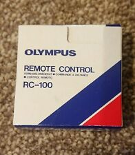 Olympus Remote Control RC-100 Boxed and Brand New