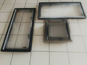 Wohnmobil Fenster zum Selbst  Einbau/ Dach + 2 Seitenfenster