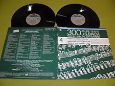 Bach - Christmas Cantatas - Harnoncourt / 2xLP TELDEC SPECIAL EDITION STEREO NM