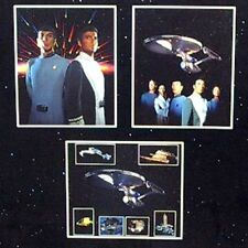Original Set of 3 Star Trek:The Motion Picture Crest Promo Posters- ROLLED!