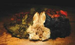Hareline Hares Mask Dyed Grade #1 (HMD) * 2021 Stocks *