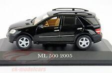 Mercedes-Benz ML 500 de 2005, échelle 1/43, Voitures de légende