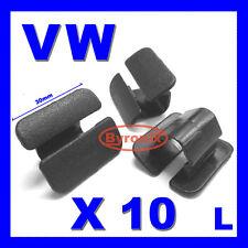 VW Caddy Bonnet Capuche Sound Isolation Thermique Couverture Doublure TRIM CLIPS Golf Passat