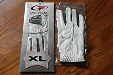 3 Packs Top Flite Ladies Golf Gloves LH Size Large L. (Right Handed Golfer)