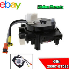 NEW Airbag Spiral Cable Clock Spring for Nissan Versa Murano Rogue B5567-CB66A