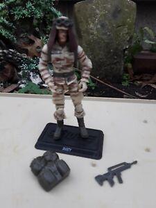 GI JOE 25th Exclusive Dusty Action Figure.