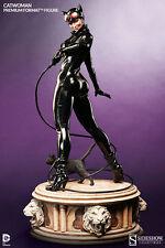 Sideshow DC Comics Catwoman Premium Format - Batman, Statue, Rogue, Kyle