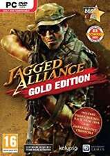 Jagged Alliance Gold Edition - PC DVD - New & Sealed