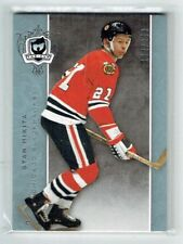 07-08 UD Upper Deck The Cup  Stan Mikita  /249  Light Scratch