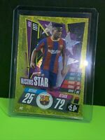 MATCH ATTAX 2020/21 ANSU FATI RISING STAR CARD - BARCELONA #RS1 20-21