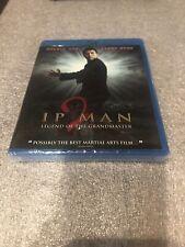 IP Man 2 - Legend of The Grandmaster - Blu-ray Donnie Yen Ji-Dan - Brand New!