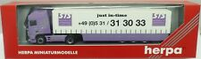 HERPA Nr.148139 DAF 95 XF Safeliner-SZ 'STS SPEDITION' - OVP