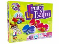 FAB LABZ MAKE YOUR OWN LIP BALM KIT CREATE YOUR OWN SIGNATURE FLAVOURS 65-0453