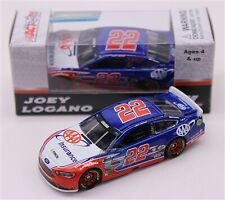 JOEY LOGANO 2017 AAA 1/64 ACTION DIECAST CAR #22 FORD FUSION