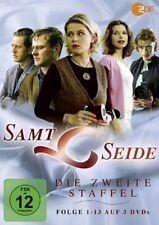Samt & Seide - Staffel 2 - (Folge 1-13) * NEU OVP * 3 DVDs