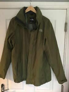 North Face Gore Tex Jacket Large