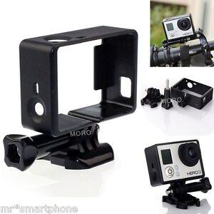 For GoPro Hero HD 3 3+ 4 Protective Housing Case Standard Border Frame Mount