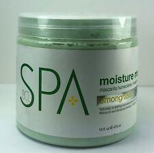 Bcl Spa Moisture Mask Lemongrass + Green Tea 16 fl.oz - 473ml