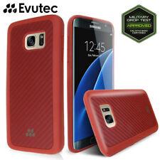 Evutec Karbon SI Lite Fiber+TPU Mix Shockproof Case For Samsung Galaxy S7/Edge
