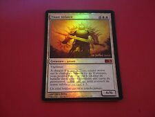 MTG MAGIC CARTE PRERELEASE SUN TITAN (FRENCH TITAN SOLAIRE) NM FOIL