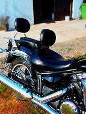 YAMAHA XVS 950 XVS950 MIDNIGHTSTAR / XVS950 V-STAR DRIVER RIDER BACKREST