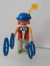 Playmobil série 7 clown pour city life summer fun école maison cirque collector