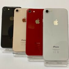 Apple iPhone 8 64GB 128GB 256GB Unlocked Space Grey Gold Silver Red | Excellent