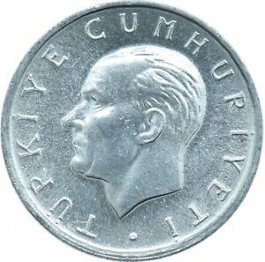 COIN / TURKEY / 1 LIRA 1981 UNC     #WT17881