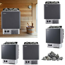 More details for electric sauna heater stove stones commercial home steaming room spa equipment