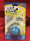 Blue WHAM O The Incredible SUPER BALL Made of Zectron BOUNCES up to 75 Feet