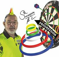 Snakebite Darts Practice Rings Red Dragon™ Peter Wright Training Aid Accessories