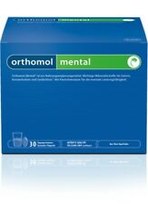 ORIGINAL ORTHOMOL® MENTAL - Supports the brain, concentration and memory