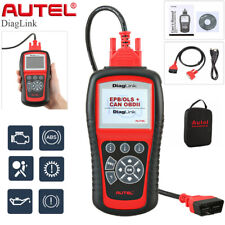 Autel MaxiDiag Diaglink OBD2 Auto Scanner Engine Airbag SRS ABS Transmission