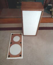 KLH-17 SPEAKERS REPLACEMENT  GRILLES, NEW FRAMES, NEW CLOTH