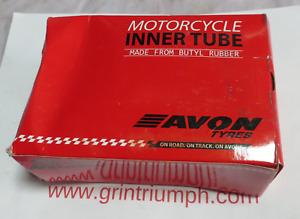 "AVON INNER TUBE 19"" BY 3.25  TRIUMPH, BSA ,Norton MOTORCYCLE"