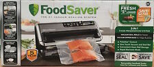 New! FoodSaver 5400 Series Vacuum Sealing System 5480 Sealer & Starter Kit