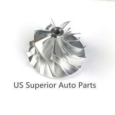 Billet Compressor Wheel For Schwitzer S400 S400SX4 S475 74.53/101.44mm 7+7Blades
