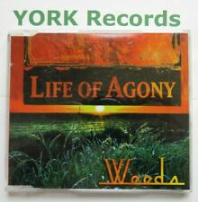 LIFE OF AGONY - Weeds - Excellent Condition CD Single Roadrunner RR 2266-3