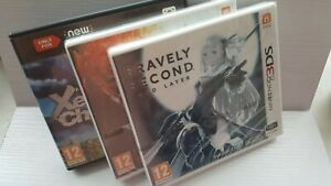 Bravely Second: End Layer,Monster Hunter Gen, Xenoblade 3DS - ⭐️NEW & SEALED⭐️